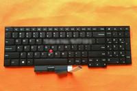 Wholesale Original NEW High quanlity For Lenovo Thinkpad Edge E530 E20P Y0264 GL US Notebook Parts US Keyboard