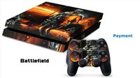 Cheap skin Sticker for PS4 Best Sticker for PS4