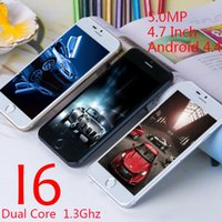 Wholesale Smart Mobile Phone Metal Version dual core GB RAM and GB ROM G Android AI