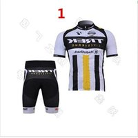 trek - Trekking Cycling Jersey factory trekking bicycle jersey summer cycling clothing Fashion bike clothing equipaciones ciclismo