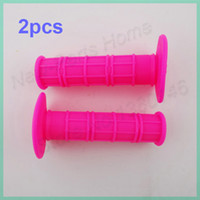 apollo scooters - 2pcs pack Pink Hand Grips Universal Handlebar Hand For cc cc cc cc Apollo Motorcycle Pit Dirt Bikes Qtv Quads Scooter order lt no