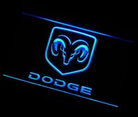 Wholesale ys Dodge LED Neon Sign