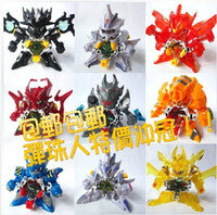 Wholesale 6 point black dragon boxed finished goods cross fight b daman