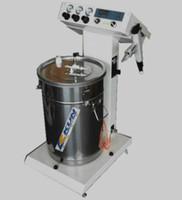 Wholesale 2014 discount the newest Pulse digital powder coating machine gun spray booth system pistola de printura en polvo