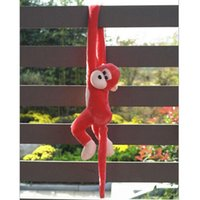 monkey - Hot Salw Best seller Cute Screech Monkey Plush Toy Doll Doll Gibbons Kids Gift