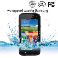 abs water level - EXTREME Waterproof Dropproof Dirtproof Shockproof cell phone Cases cover for Samsung Galaxy S5 Multi Level Protection