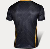 fitness wear training wear - new arrival D print compression men t shirts Training Sport flash man Running Gym Exercise Fitness Tight Compression fitness wear