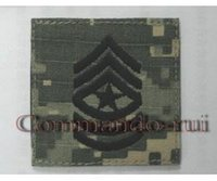 army sergeant rank - ACU Army noncommissioned officer sergeant rank insignia with Velcro