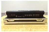 auto flight system - Kingkong New DMX Standard KK P DMX Controller P DMX Console Stage Light DMX Control System With Flight Case