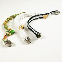 metal craft - Bracelet Metal Pipe made by nice hand craft and with assorted color newest hot novelty stealth pipe
