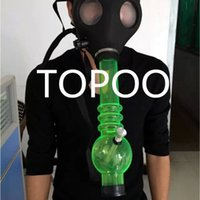 Cheap Gas Mask Pipes Best Perc Water Pipes