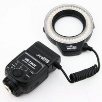 Wholesale Macro Ring Flash LED Light for CANON NIKON Digital Camera D90 D7000 D300