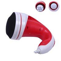 Wholesale Intelligent infrared light vibration massage slimming push fat broken fat scraping stovepipe Body Equipment
