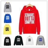 hoodies wholesale - Men Hiphop N W A NIGGAZ streetwear Hoodie sweatshirts Unisex Straight Outta Compton mens outcoat assassins creed hoodie clothing