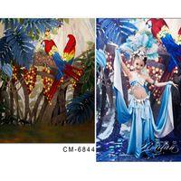 berry spray - photo studio baby backdrop Macaw berry tree photo studio backdrop x7ft x220cm