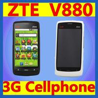 Wholesale lowest price best quality original zte V880 MSM7227 batch G wcdma GSM smart cellphone mini quot ips