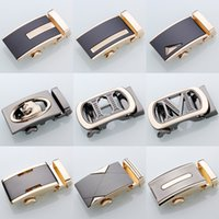 Wholesale 20 Style Men Belt Buckles Brand Automatic Buckle Boys Casual Belts Buckle High Quality Alloy Waist Buckles Male Fashion Accessories