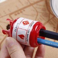 Wholesale 8 Butane Gas Lighter Pencil sharpener Novelty sharpener for pencil Stationary Office material School supplies