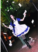 alice madness returns - Alice Madness Returns cosplay costume halloween costumes for women girls any size can Custom made