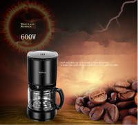 automatic coffee pots - Gao Tai every day special offer CM6669 automatic household coffee machine teapot drip coffee pot