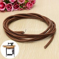 Wholesale Excellent Quality inches cm inches mm Dia Leather Belt Single Treadle Sewing Machine Cowhide
