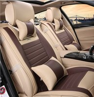 ats fashion - Good quality Special car seat covers for Cadillac ATS fashion breathable durable leather seat covers for ATS