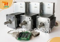 Wholesale High Quality Axis Nema Stepper Motor oz in A CNC bipolar VAC Driver Mill Control