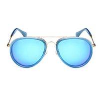 fashion plastic sunglasses - 2015 NEW TIDE FASHION SUNGLASSES Unisex PC lens material Plastic FRAME polarized Sun glasses