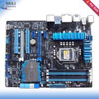 asus desktop sale - new for Asus P8Z77 V PRO Z77 Desktop motherborad LGA DDR3 G ATX on sale