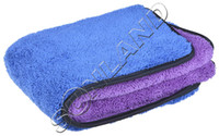 auto detailing wax - 40cmx40cm GSM Thick Plush Microfiber Towel Car Cleaning Cloths Drying towel auto detailing Wax cloths Buffing Polishing Towels