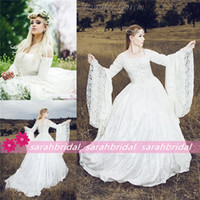 beach ball costume - 2015 Cheap Plus Size Ball Prom Gowns Vintage Medieval Gothic Victorian Cosplay Costumes Masquerade Halloween Party Corset Wedding Dresses