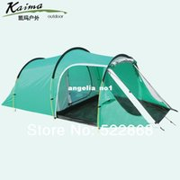 gazebo - New style good quality one bedroom and one living room person waterproof windproof camping tent bivvy gazebo
