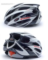 Wholesale New Ultralight Sports Men Mountain Road Moon Bike Bicycle Helmet with Lining Pad Cycling Helmets Adult colors sale