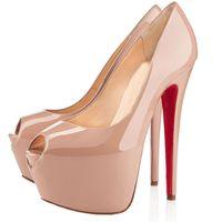 Cheap Women essential item for party Best Pumps Stiletto Heel toe platform