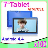 Wholesale 7 inch Aoson M723 android Quad core Action ATM GB MB dual camera HDMI tablet pc ZY MID