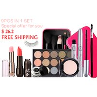 amazing offers - Different Cosmetics Items as Makeup Set for Sale Good Choice Gift Set Amazing Makeup Sets for Special Offer