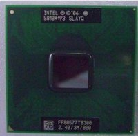 Wholesale T8300 Intel Core Duo Mobile T8300 GHZ MB Socket P pin
