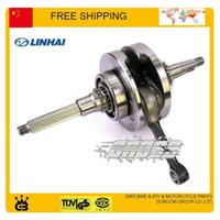 Wholesale LINHAI LH250 LH260 LH300 ATV QUAD crankshaft CC cc engine accessories order lt no track