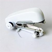 Wholesale 2014 New FA Portable Easy hand Tool Mini Sewing Machine Clothes Travelling Sewing Machine AF