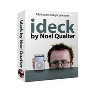 Wholesale Mentalism magic shoe teaching music teaching Noel Qualter iDeck magic video send by email accept paypal