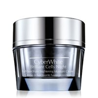 Wholesale Famous CyberWhite Brilliant Cells Night Brightening MoistureFirming repairing whitening moisturizing Creme ml Night Cream