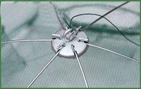 cast net - Fish Net Fishing Net Flodable Protable Trap Fishpot Cast Mesh Carb Bait Minnow High Quality Shrimp Cage Waterproof Anti Wear Protective Sle