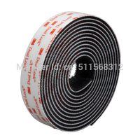 Wholesale meters M SJ3550 Black Dual Lock self adhesive tape Type M Dual LOCK mmx1m