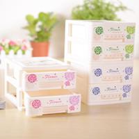 Wholesale many colors Cute organizer box to storage cm storage for underwear or socks send in random