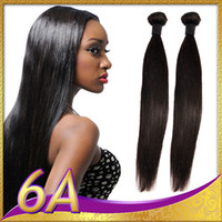 """Malaysian Hair Body Wave Under $30 6A Unprocessed Length12""""-24"""" 4pcs lot Peruvian Virgin Hair Straight Human Hair Weft Can Be Dyed And Bleached Free Shipping"""