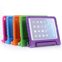 Cheap free shipping EVA tablet pc case for ipad air 2 ipad 6 eva tote protective cover