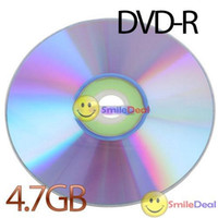 Wholesale New Blank Recordable Printable DVD R DVDR Blank Disc Disk X Media GB