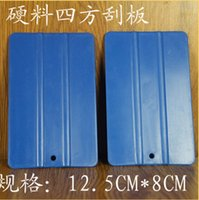 Wholesale Car Sticker Vinyl Wrap Film PP Plastic Wrapping Tools Plastic PP Squeegee CM CM DHL Free