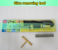 adhesive screen cleaner - Smart Phone LCD Glue Removing Tool to Clean LCD Screen Adhesive glue for iphone samsung HTC LG iphone cracked cover repair