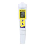 water ph meter - Professional Mini Pen Type High Precision pH Meter Waterproof Acidity Meter Portable pH Meter Water Quality Analysis Device E0918